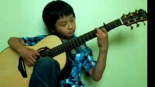 Skeeter Davis) The End of The World   Sungha Jung Acoustic Tabs Guitar Pro 6