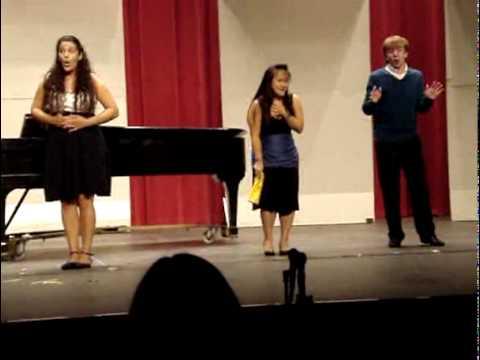 Fledermaus Trio at New York State Music Festival 2008