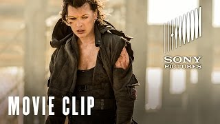 Resident Evil: The Final Chapter - Hello Alice - Starring Milla Jovovich - At Cinemas Feb 3