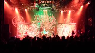 Morbid Angel - Live in Chicago, IL 17. November 2013. - Rapture / Pain Divine