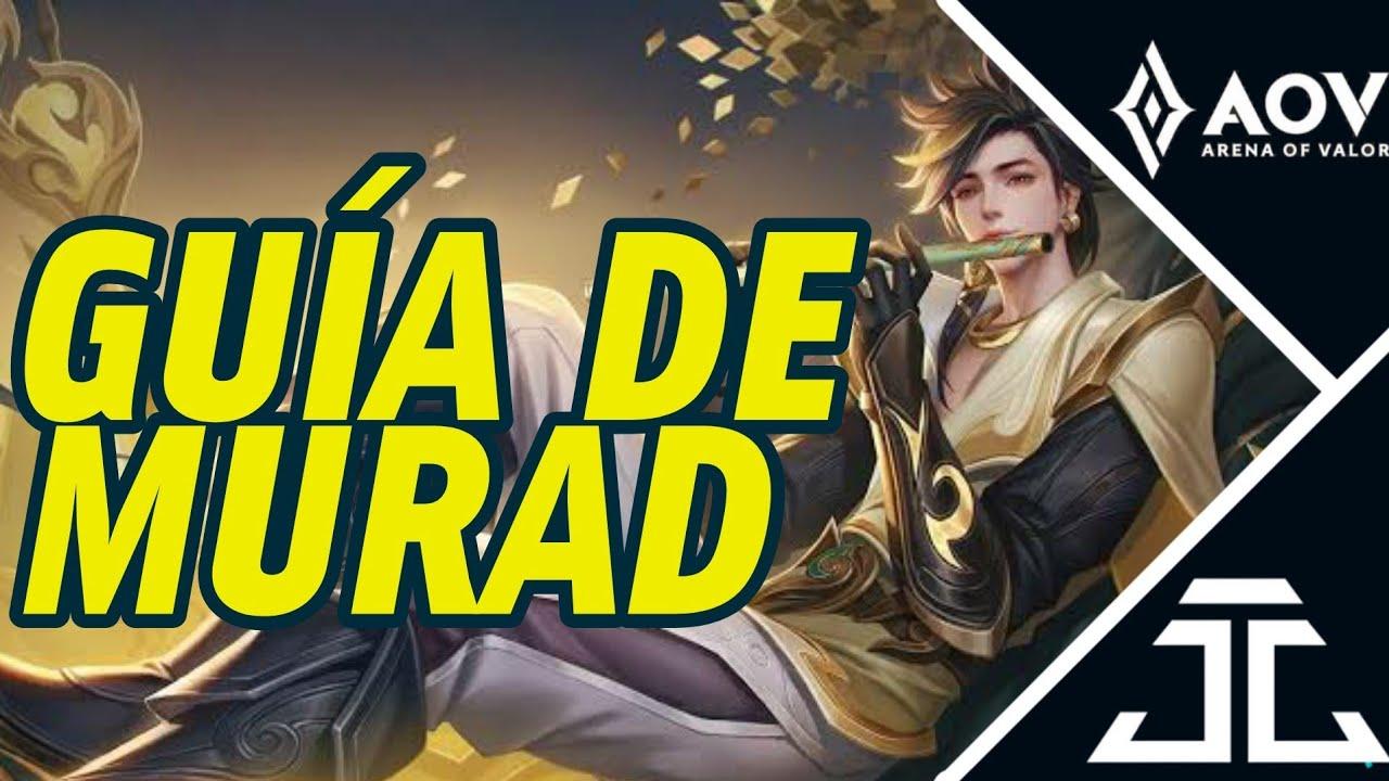 Guia Rápido LuBu - Arcanas e Build - Arena of Valor - YouTube
