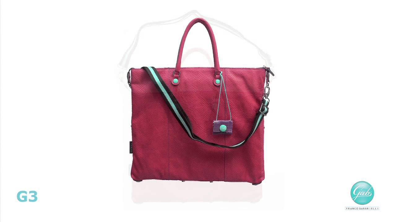 Gabs Bag G3 Laster Bags
