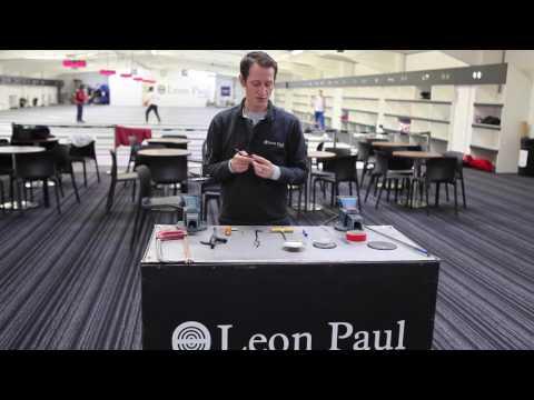Leon Paul - Assembling Your Electric Foil