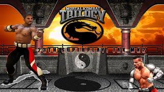 Mortal Kombat Trilogy - Jax MK2【TAS】