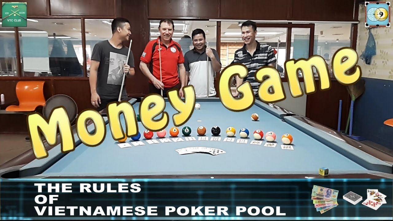 poker pool rules