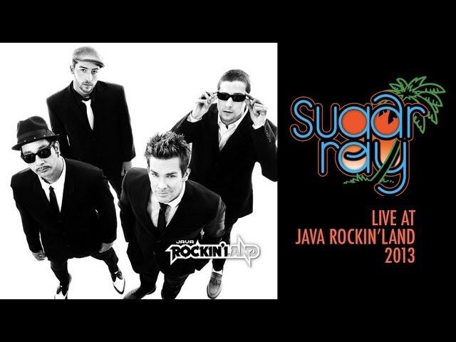 Sugar Ray Live at Java Rockin'land 2013