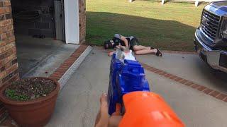 Nerf war: First person shooter 7