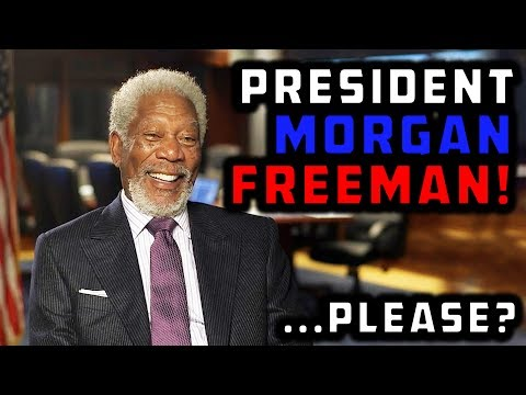 Where Is Morgan Freeman in the Presidential Line Of Succession?