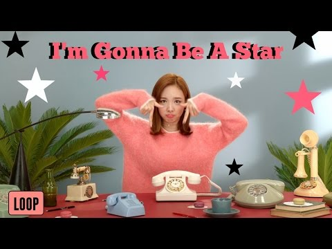 "Nayeon ""I'm Gonna Be A Star"" TWICE |1+ Hour Loop (BRAINWASHING)"