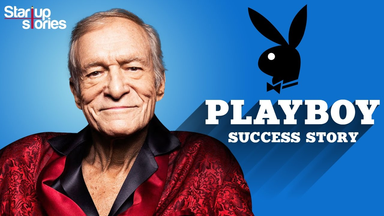 Playboy Success Story | Hugh Hefner Biography | American Playboy | Playmate | Startup Stories