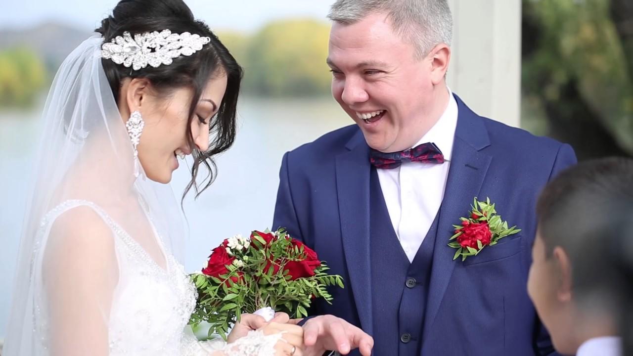свадебное видео в усть-каменогорске нежное