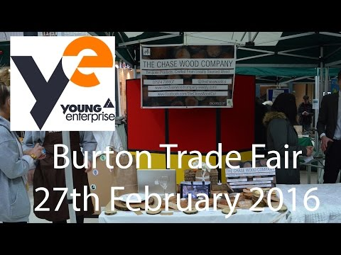Young Enterprise Trade Fair 27/02/2016 | The Chase Wood Company