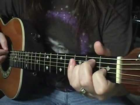 Johnny Cash Style Acoustic Rhythm Guitar Lessons By Scott Grove