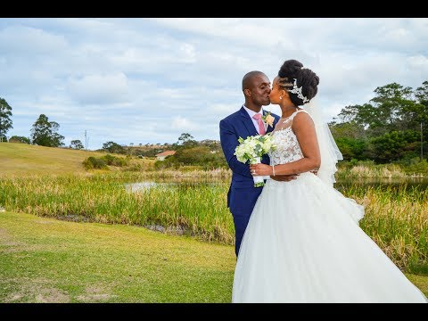 Siba and Aviwe Mgijima Western Wedding Preview