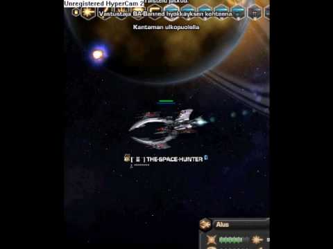 Dark Orbit - Space vs UFO & Admin