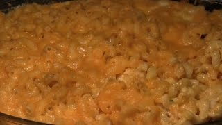 Worlds Best Baked Macaroni & Cheese: Easy Cheesy Baked Mac n Cheese Recipe