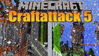 Ich wurde gepranked! HEFTIGE TIMELAPSE! - Minecraft Craftattack 5 #06