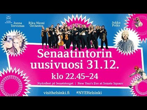 2015 New Year Helsinki