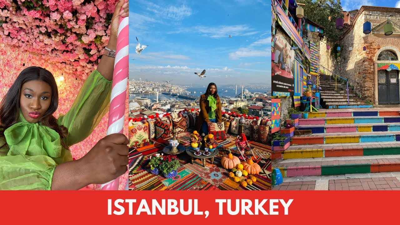 Trip to Turkey During Covid | Part 1: Istanbul