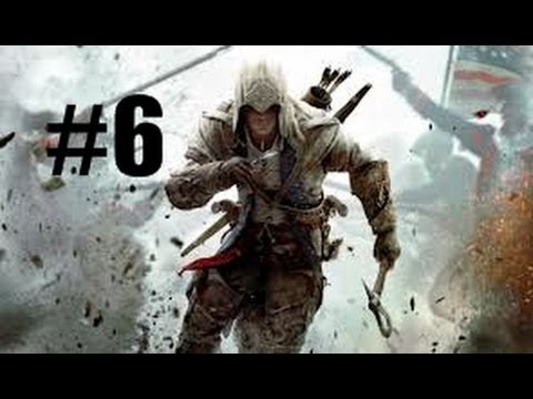 Assassin's Creed 3 Walkthrough Part 6 - GENERAL BRADDOCK THE BULLDOG & PITCAIRN