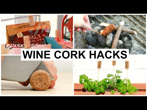5 Clever Ways To Use Wine Corks