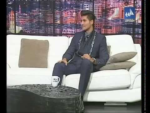 Mr Lebanon 2014 Rabih El Zein - Interview Oyoun Beirut TV Show - Al Yaum Channel - Orbit