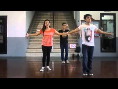 say yes dance animation by KCMV