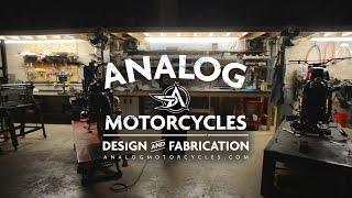 Analog Motorcycles - Workshop Hero - Cool-Ass Workshops