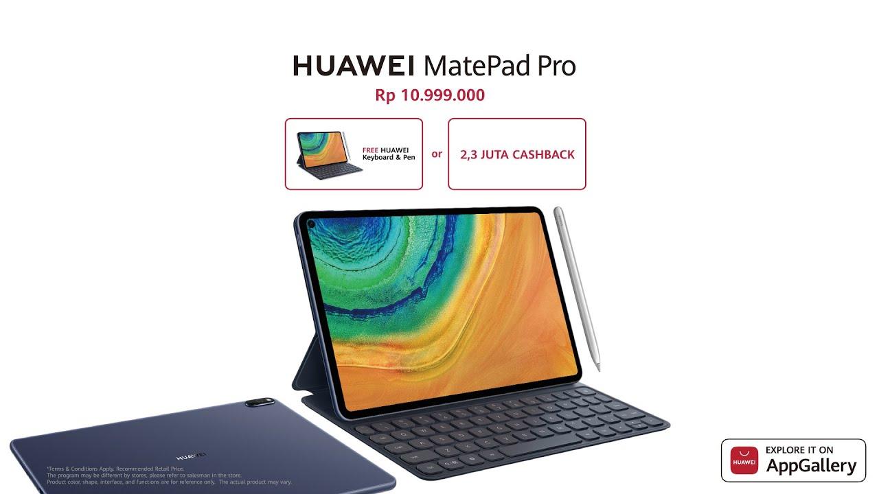 HUAWEI MatePad Pro: Rethink Creativity