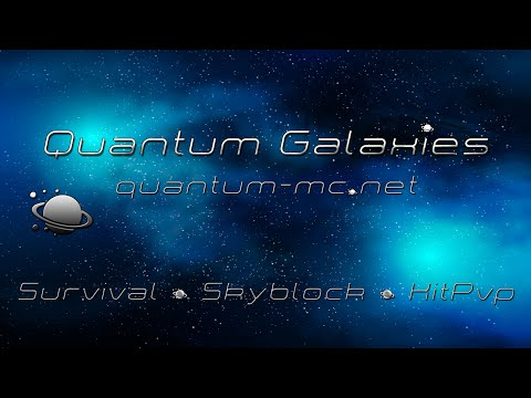 Quantum Galaxies Trailer