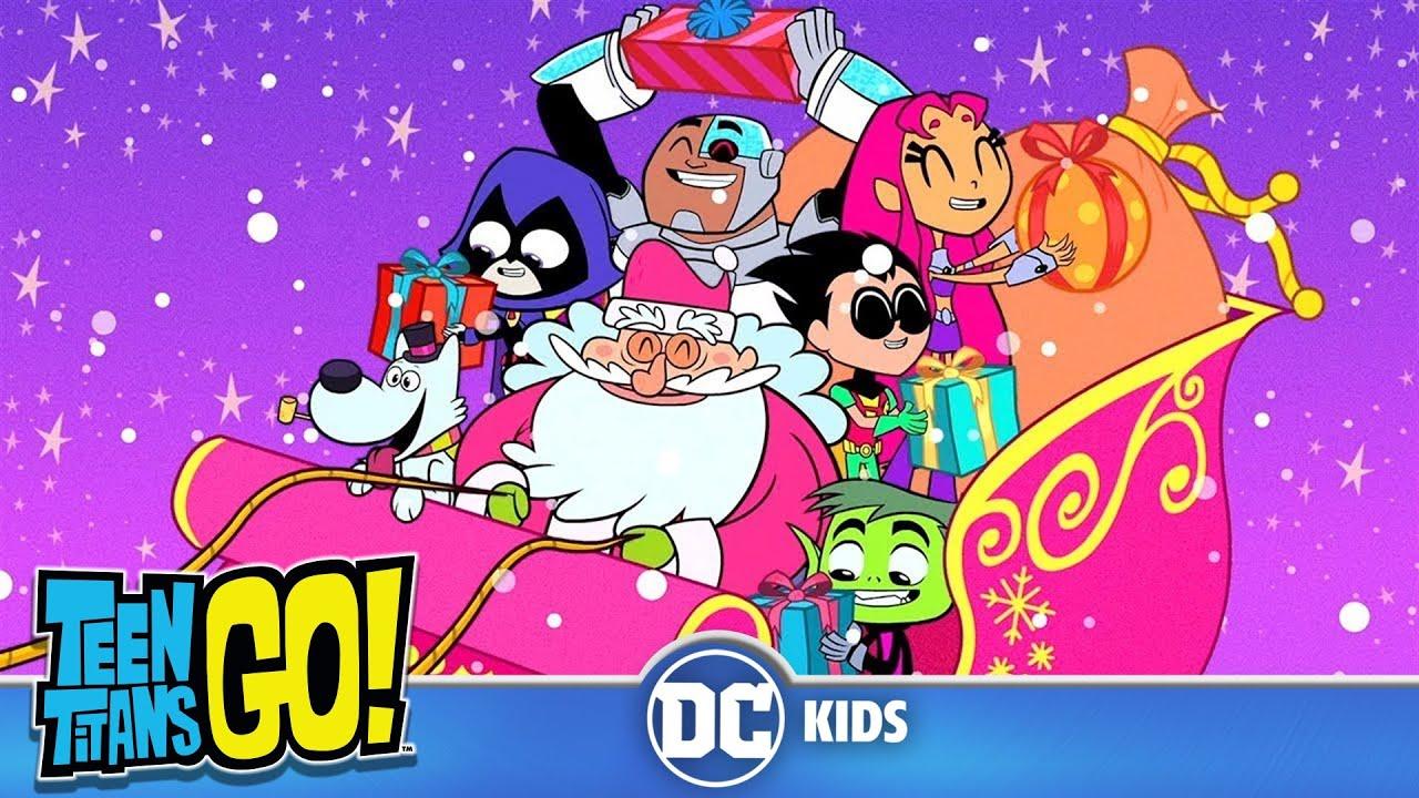 Teen Titans Go En Espaol  El Alegre Hombre Gordo  Dc -3332