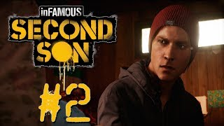 Infamous Second Son - Part 2 | Some New Tricks