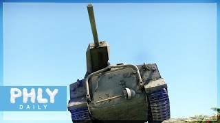 I put this challenge off for 6 months (War Thunder)