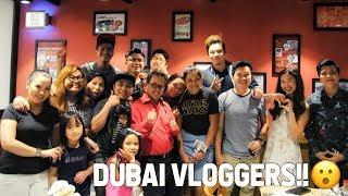 Commercial Bank of Dubai APP LAUNCH | DUBAI Vloggers| vlog32