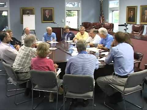 5/11/11, City Council and Planning Commission Joint Meeting, Isle of Palms, South Carolina