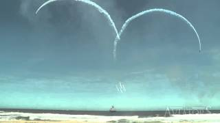 Aviators QUICK CLIP: Cupid's Smokin' Arrow (with the GEICO Skytypers)
