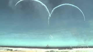 Aviators QUICK CLIP: Cupid's Smokin' Arrow (with the GEICO Skytypers)