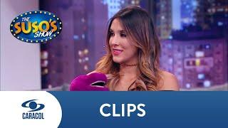 ¡Por Messenger! Daniela Ospina recuerda cómo la conquistó James Rodríguez| Caracol Televisión thumbnail