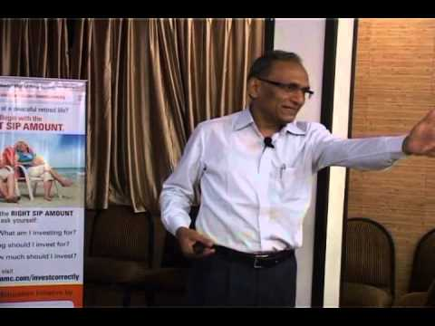 5th Part Financial Literacy Workshop Thane, Mr. Harsh Roongta, CEO Apnapaisa.com