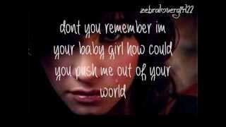 For The Love Of A Daughter - Demi Lovato (Lyrics)