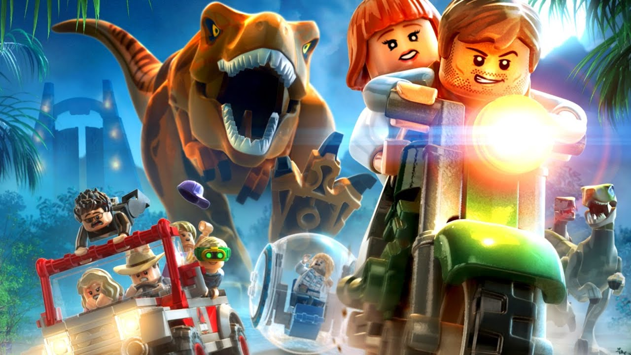 lego jurassic world  gameplay trailer  official xbox one