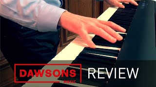 Roland Fp 30 Digital Piano Review Namm 2016 Youtube