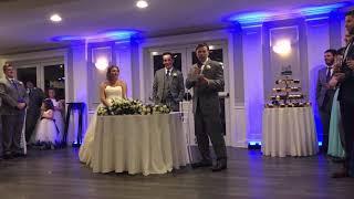 Uniquely Funny Father of the Bride Speech
