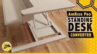 AirRise Pro Adjustable Standing Desk Converter