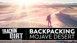 Hiking Canyons and Craters in California's Mojave Desert