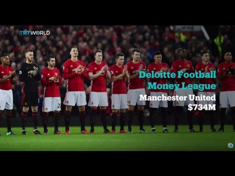 Football Rich List: United tops Deloitte Football Money League