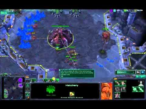 tQ Open #4 - Ununquadium v tQDrone Finals Game 1 Part 1/2