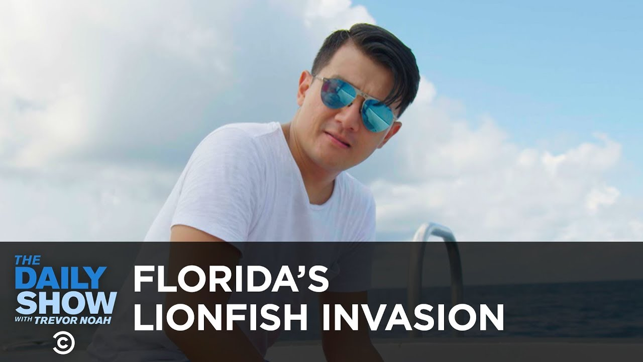 florida-s-lionfish-invasion-the-daily-show