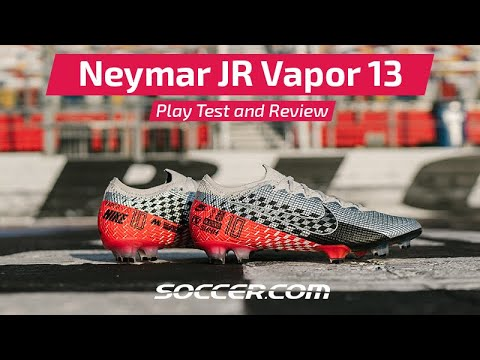 Neymar's New Mercurial Vapor 13 Play Test | Mercurial Vapor 13 Speed Freak