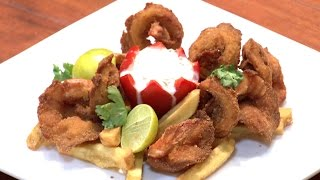 Dhe Ruchi EP-12 16/11/16 Crumb fried seafood Recipe